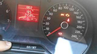 Volkswagen поло седан сброс межсервисного интервала(, 2014-10-11T18:27:12.000Z)
