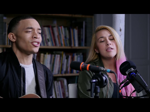 Simple Gospel - United Pursuit (Cover by Kelly Halluch & Brandon Hairston)