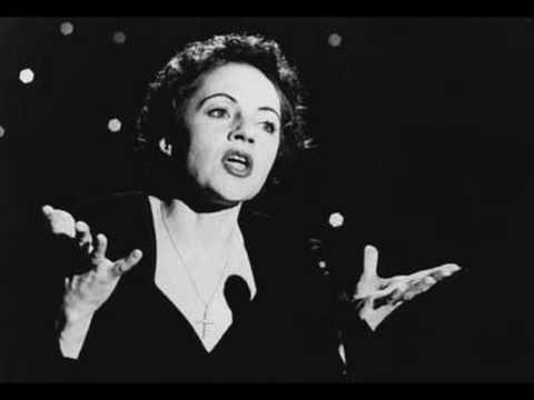 Edith Piaf     -     Les Amants De Paris