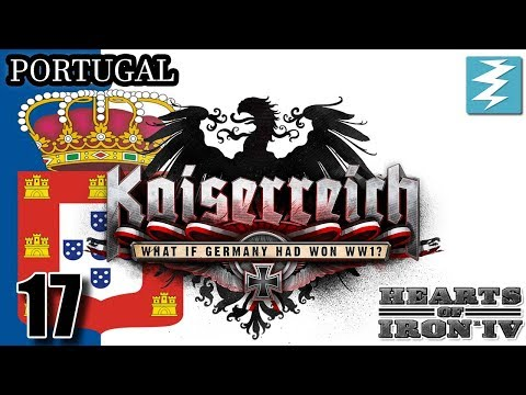 RUSSIAN BULLY [17] Portugal - Kaiserreich Mod - Hearts of Iron IV HOI4 Paradox