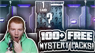 I Opened 100+ *MYSTERY* Packs and Got THIS!! Free GALAXY OPALS to PULL! (NBA 2K20 MyTeam)