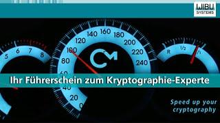 Ihr Führerschein zum Kryptographie Experte