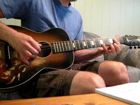 Kind Hearted Woman Blues-Robert Johnson cover