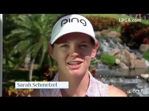 Fresh Faces of the LPGA with Sarah Schmelzel