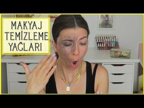 Makyaj Temizleme Yağları ve Balmları | Nihan Güzel