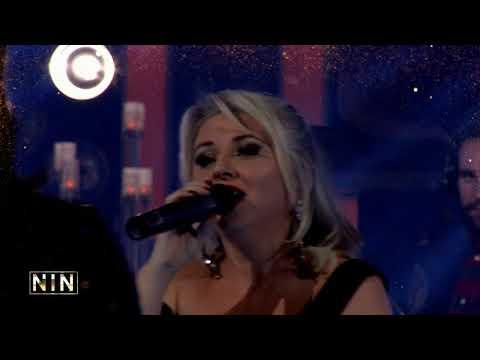 NIN Festive: Artiola Toska LIVE në skenë, këngët më të bukura shqipe! - 02.01.2018 - Klan Kosova