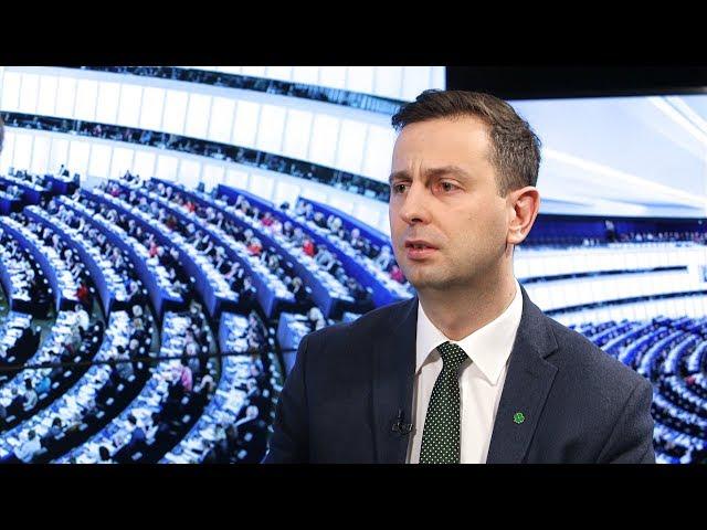 #RZECZOPOLITYCE: Kosiniak-Kamysz - PiS wywiesiło w PE białą flagę