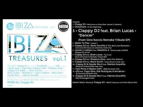 3 • Ciappy DJ feat. Brian Lucas • Dancer (from Gino Soccio Remake Tribute EP)(STR007)
