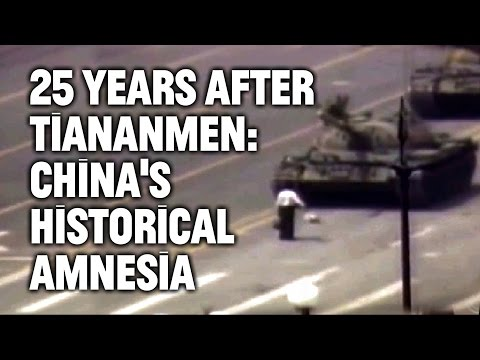 Tiananmen Square: Chinese Government Censors History