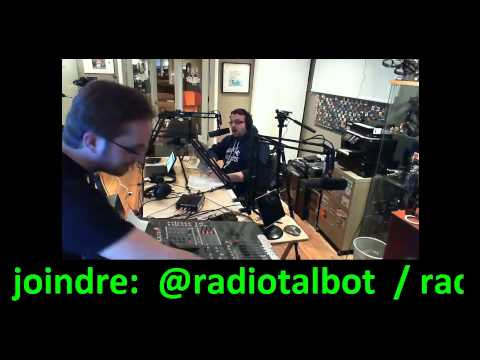 Radio-Talbot- Épisode 275 - Avec Ian Richards, Frank Lapierr