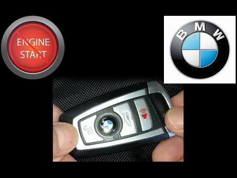 How to change battery in a BMW key fob | Doovi