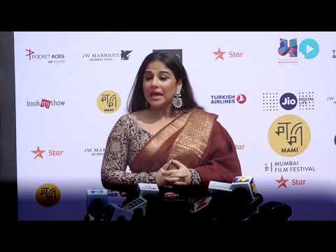 Vidya Balan Won't Sit In Screenings Of Films Made By Her Family