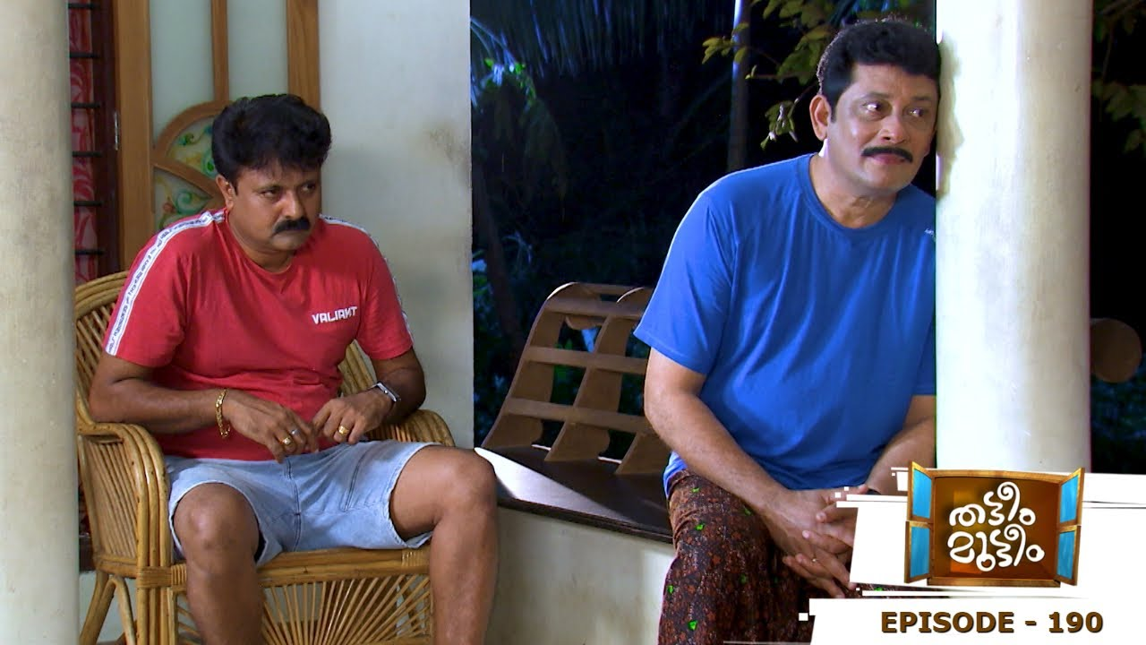 Thatteem Mutteem | Epi - 190  Preparations for a fight | Mazhavil Manorama