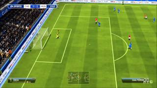 FIFA 14 - Chelsea FC vs. Manchester United FC Gameplay [HD]