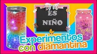 Experimento con Diamantina