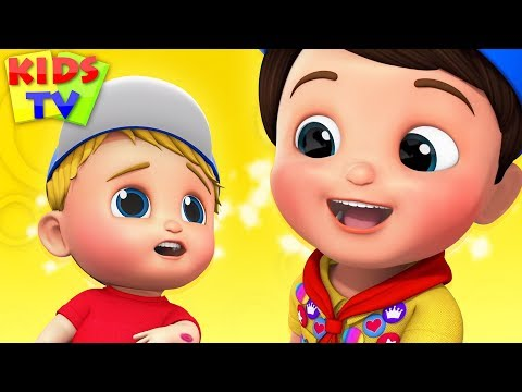 The Boo Boo Song + More Kids TV Baby Nursery Rhymes & Songs For Children