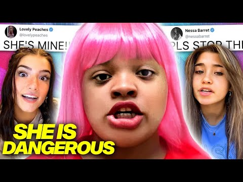 Peaches' DAUGHTER In DANGER After This?!, Nessa MAKES A Song & GETS HATE, Charli BACK With Chase?!