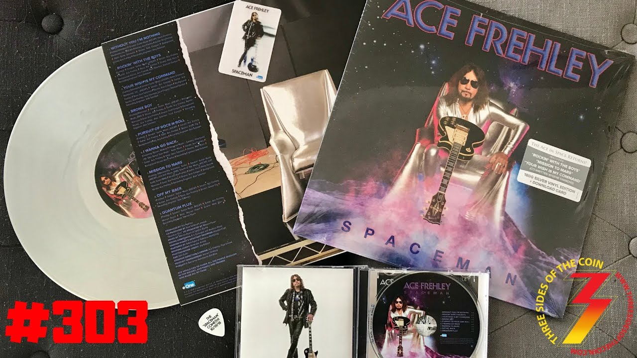 ep 303 ace frehley 39 s new album spaceman a track by track review youtube. Black Bedroom Furniture Sets. Home Design Ideas