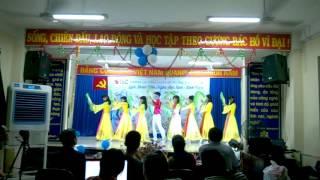 hội thi văn nghệ trung tâm dạy nghề quận tân phú k2015