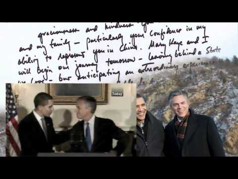Huntsman and Obama: Soulmates