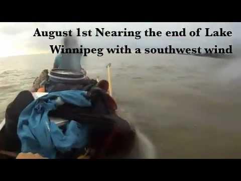 Hudson Bay Bound -- Lake Winnipeg