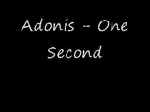 Adonis  One Second