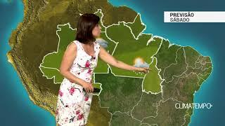 Previsão Norte – Alerta de temporais no AP e PA