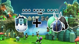 ROBLOX Egg Hunt 2017: How to get the EBR Egg + Other Eggs (READ THE DESCRIPTION)