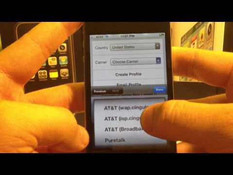 No Cellular Data | APN Settings Fix