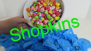 Shopkins Blind Mystery Bag Palooza Round 4 Opening Toy Review