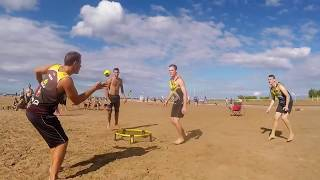 USA Spikeball Chicago Grand Slam - Semis and Finals Highlights