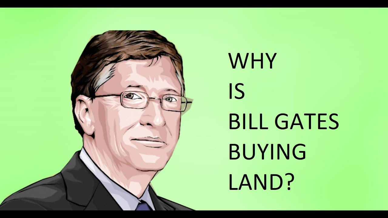 Bill Gates Land in Arizona