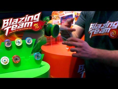 Blazing Team - Full Yo Yo Range Review - Blazing Teens