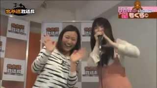 MC:チキチキジョニー(岩見真利・石原祐美子) ゲスト:江渡 万里彩 北...