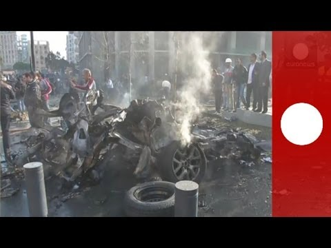 Video of Beirut blast aftermath: Ex-minister Shattah killed in Lebanon bombing