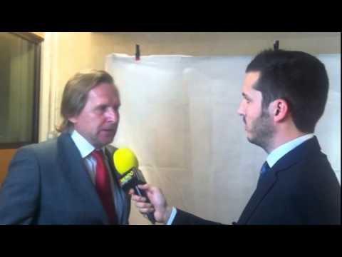 Entrevista a Bernd Schuster en la Gran Gala MD