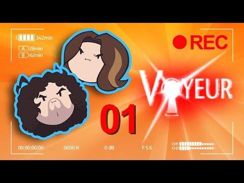 Voyeur: Peeping Toms - PART 1 - Game Grumps thumbnail