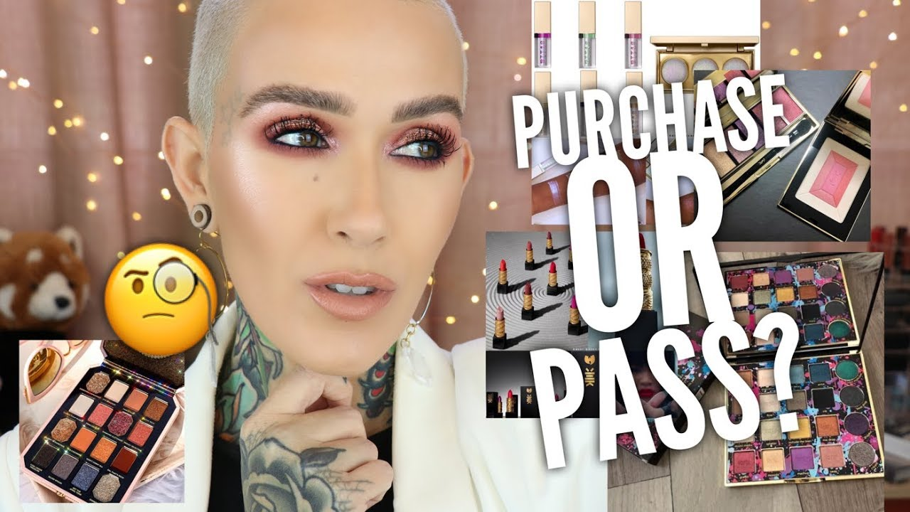 Purchase or Pass: New Makeup/Will I Buy It?