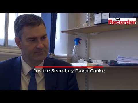 Exclusive Interview: Justice Secretary David Gauke