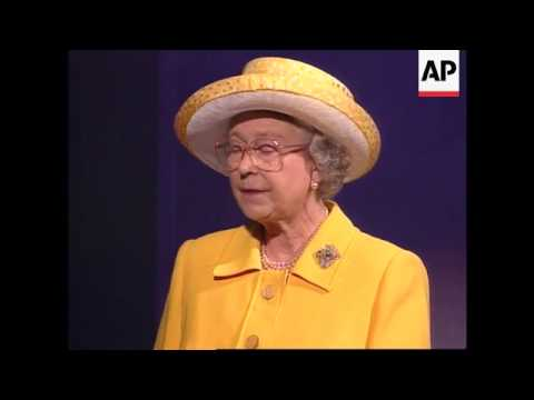 UK - Opening of Commonwealth summit