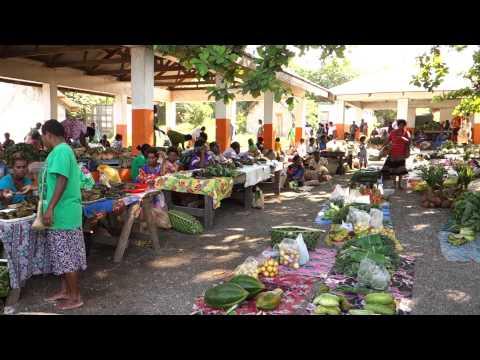 2014-02-14 Lenakel - trh | Market of Lenakel, Tanna, Vanuatu