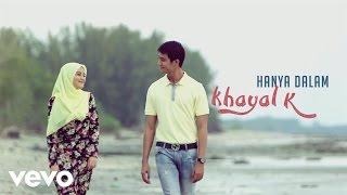 "Aliff Aziz & Mira Filzah - ""Sandar Padaku"" OST Meh Sandar Pada Aku (Lyric Video)"