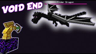 In Void Dragon Fight! [ProtoSky] EXTREME 1.16 Nether Skyblock Ep.4
