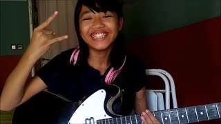 The 2018 Most Promising World Guitarist Amazing 12 Yr Old Ayu Gusfanz ! Indonesia