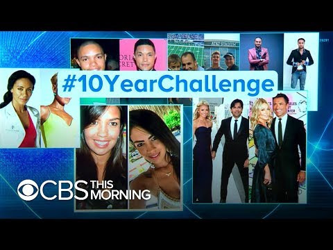 """10 Year Challenge"" on social media raises privacy concerns"