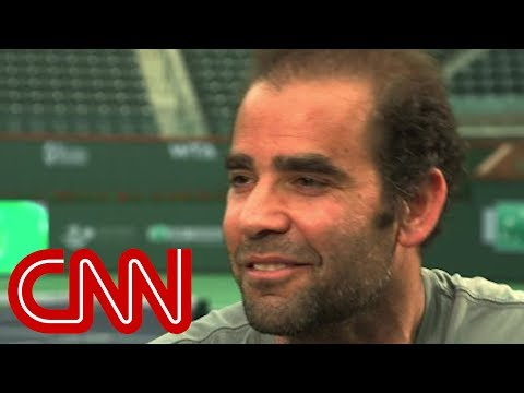 Pete Sampras: Why I won't coach on the pro tour