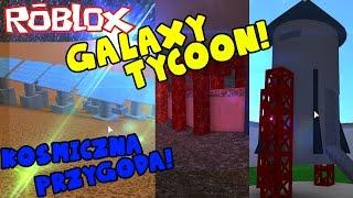 ZDOBYWAMY NOWE PLANETY! | GALAXY TYCOON | ROBLOX #160
