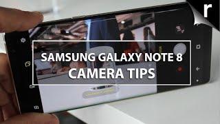 Samsung Galaxy Note 8 Camera Tips and Tricks