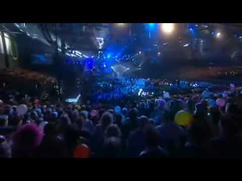 Måns Zelmerlöw - A View To A Kill - Melodifestivalen 2010 (Andra Chansen)