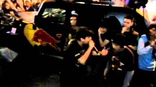 Flecha vs Danko - Final - Repechaje Pura Calle 2014